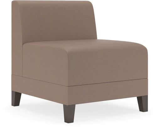 Fremont Modular Soft Sit Armless Guest Chair