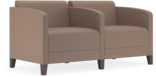 Fremont Two Seat Sofa w/ Center Arms