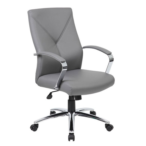 Eco Leather Executive Conference Chair