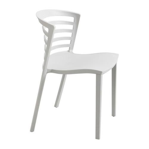 Entourage™ Indoor Outdoor Stack Chair, 4 Pack