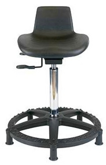 WS15 Workstool front view