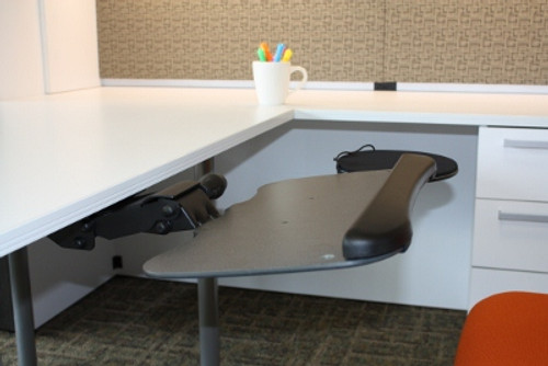 Symmetry Balance-1 Swivel Mouse Keyboard Tray