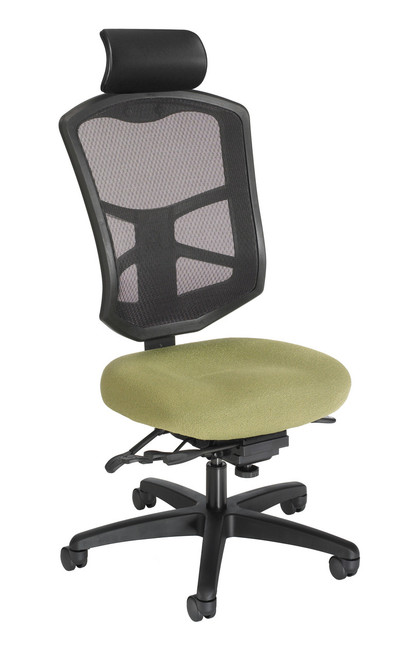 YS88 High Back Tasker with Optional Headrest