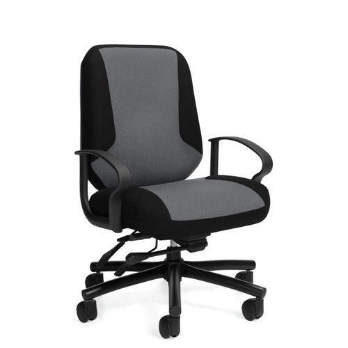Robust Heavy Duty Upholstered Multi-Tilter