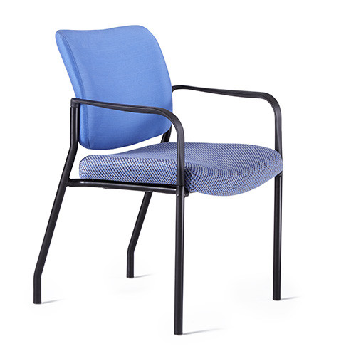 Facet Stacker Upholstered
