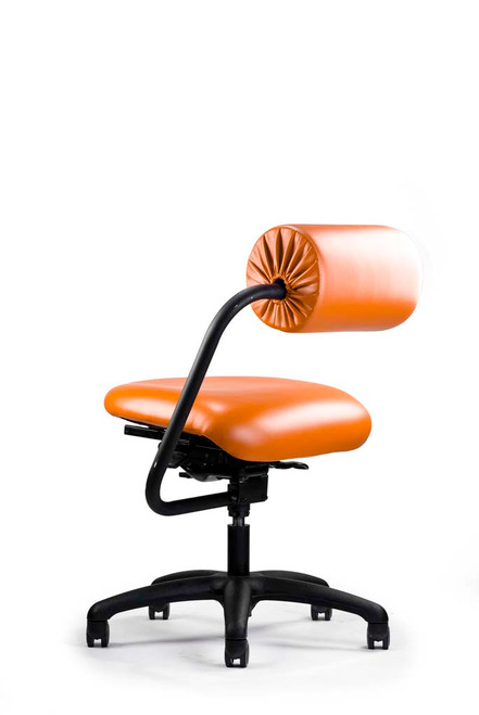 AbChair with Upholstered AbRest and Moderate Contour Seat