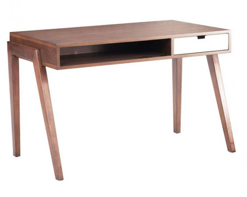 "Linea Desk, 46""W x 26""L x 30.3""H"