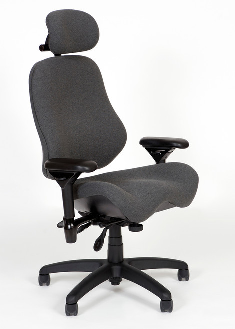 High Back Executive with High Contour Seat by BodyBilt ™