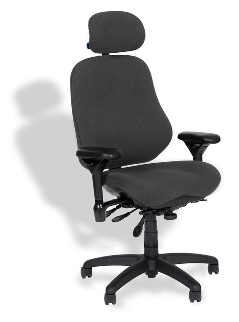 High Back Executive 12-Point Posture Control by BodyBilt ™
