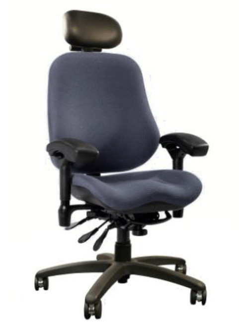 24-7 Minimally Contoured CORE High Back Executive by BodyBilt ™