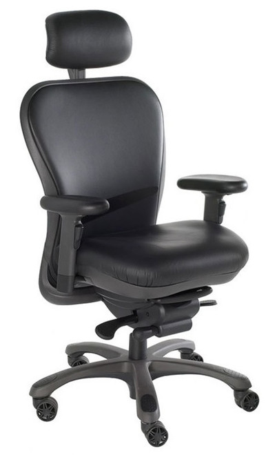Nightingale CXO Leather High Back Executive Chair