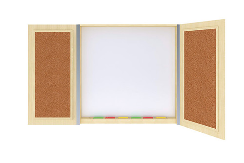 Amber Presentation Board in Maple