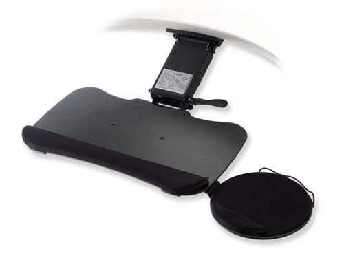 EasyRiser™ Combo with Tilt and Swivel Mouse Pad