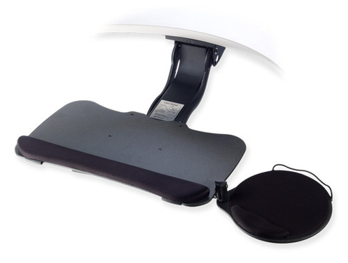 Tilt-A-Wheel Cobra™ Articulating Arm and OmniBoard™ Keyboard Tray