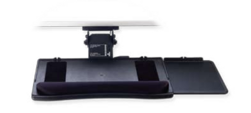 Ovation™ Articulating Arm EasySlide Keyboard Tray