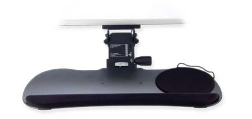 Ovation™ Articulating Arm SlimForm™ 27 Keyboard Tray