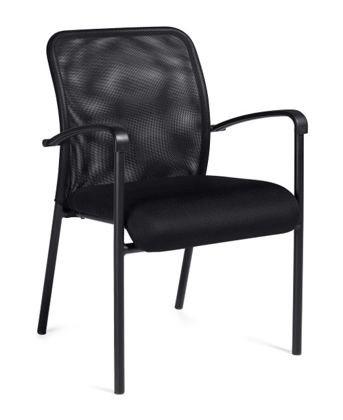 Offices to Go Mesh Back Arm Chair