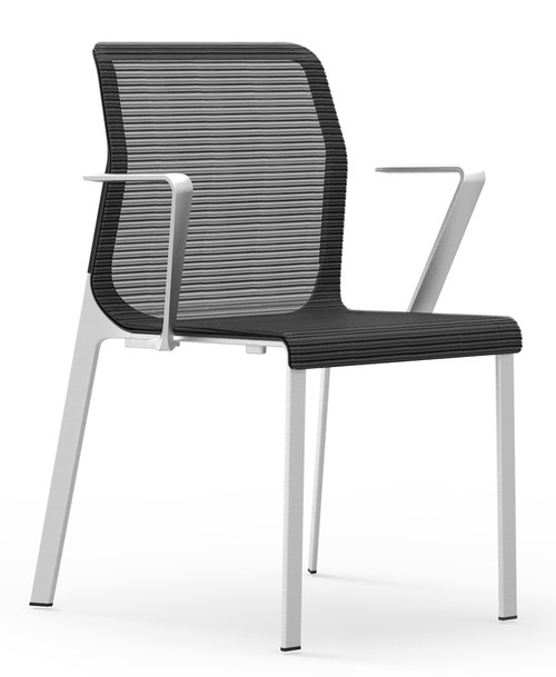Curvinna Guest Chair with arms