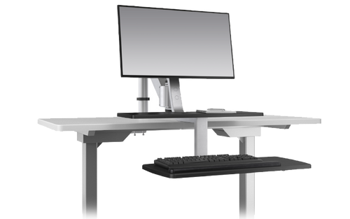 ESI Climb Desktop Single Monitor Arm