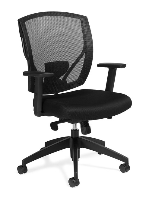 Offices to Go Mesh Synchro-Tilter
