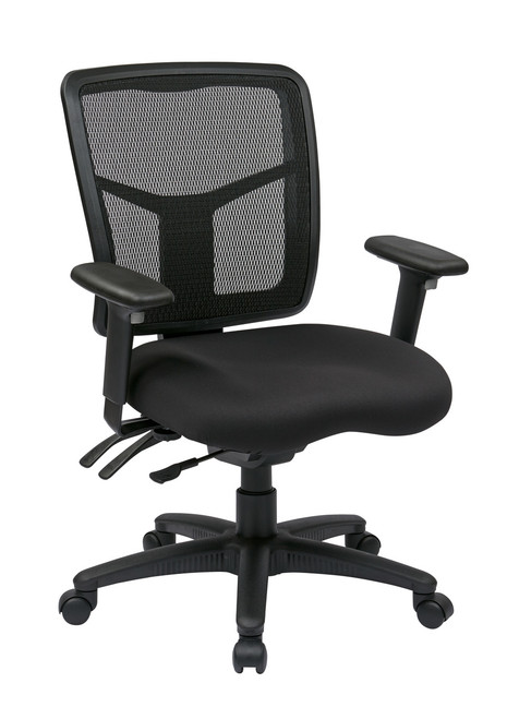 Pro Grid High Back Manager Chair