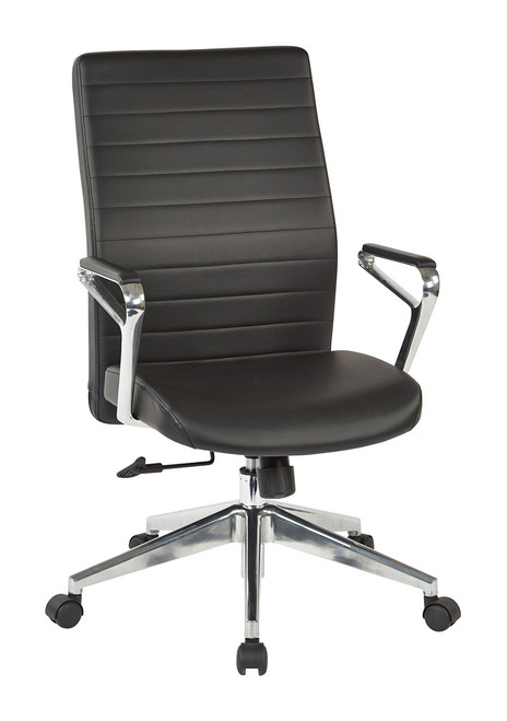 Bonded Leather Manager's Chair