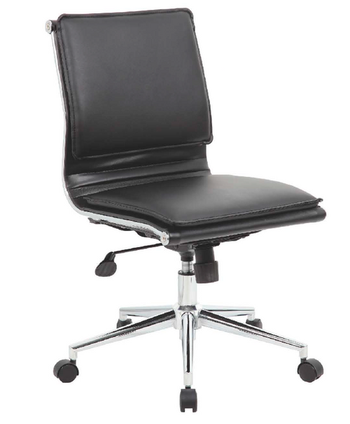 This LeatherPlus Conference Chair