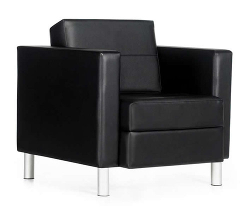 Citi Lounge Leather Chair
