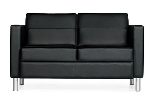 Citi Two Seat Leather Sofa