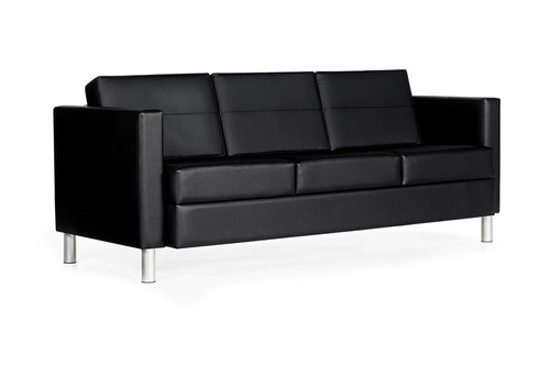 Citi Three Seat Leather Sofa