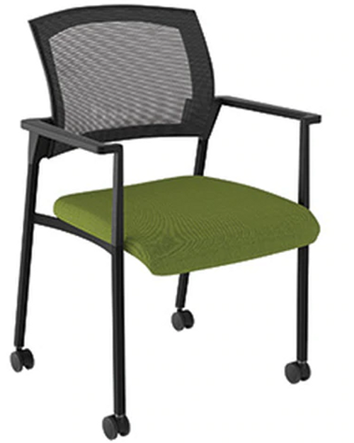 Compel Speedy Stacker, green Flexi fabric