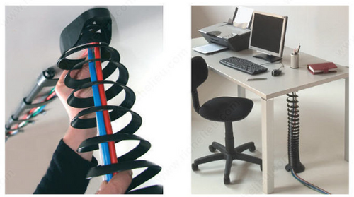 Cable Management Spine