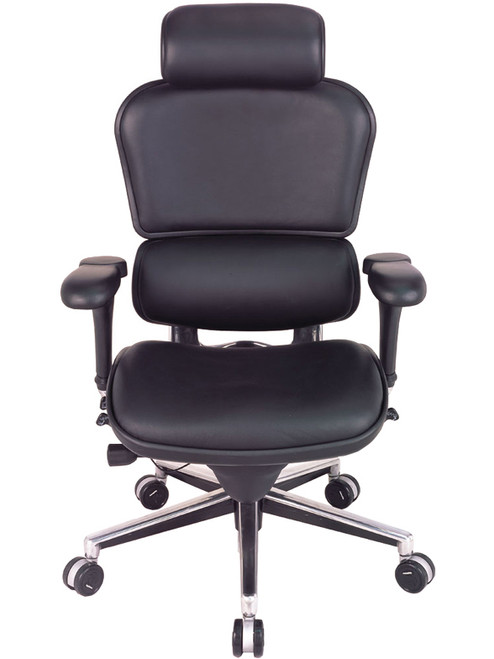 EuroTech Ergohuman Leather High Back Executive