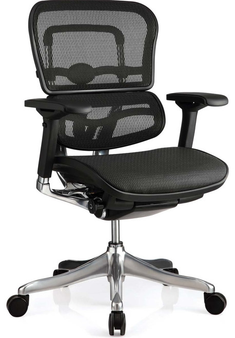 EuroTech Ergo Elite Mesh Executive