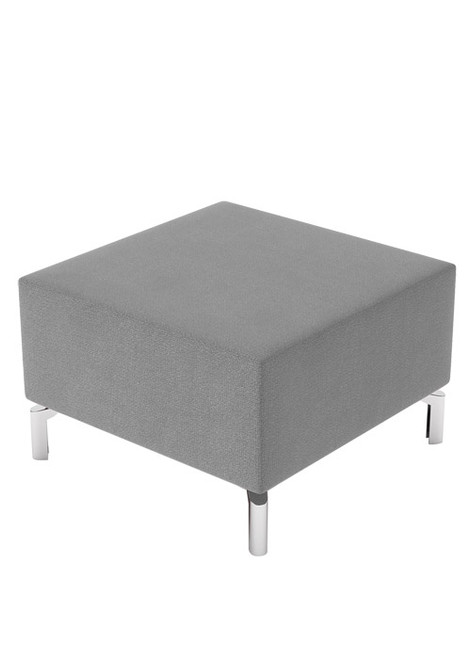 Jefferson Lounge Series - Ottoman, taupe