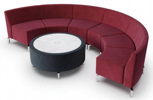 Jefferson Lounge Series - Horseshoe Typical