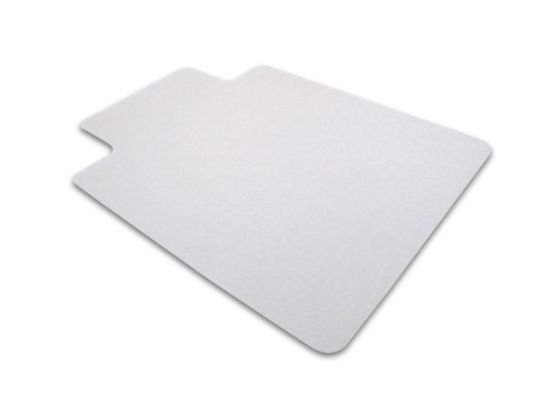 ClearTex Advantagemat Hard Floor Chairmat with lip
