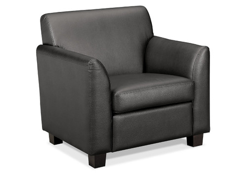 Hon Leather Lounge Chair