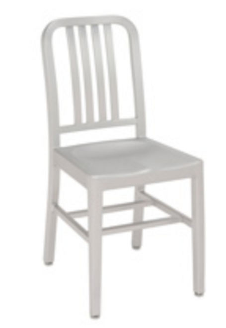 Brushed Aluminum Chair 5210
