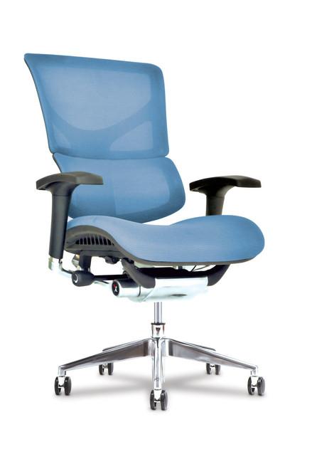 X3 Management Task Chair, blue