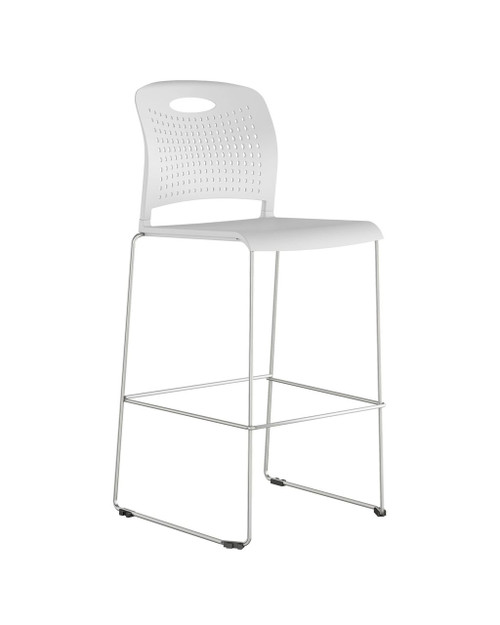 Triad Multi-Purpose Stool, white