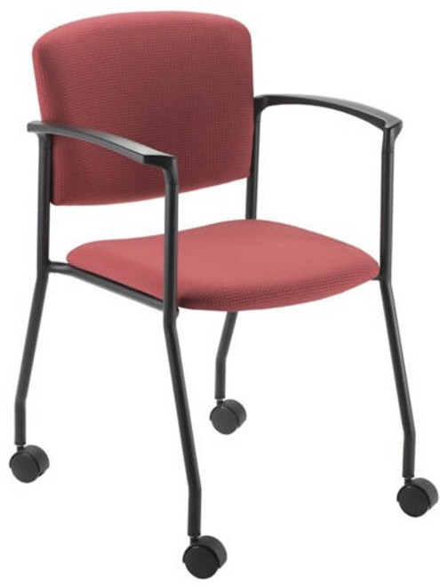Trix Armchair with Casters