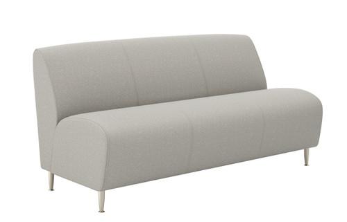 Reno Armless 3 Seat Sofa