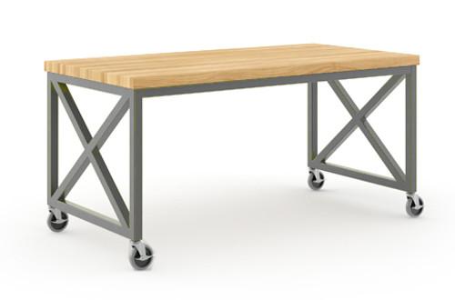 """Kimball fiXt Meeting Height Table, 30"""" x 60"""""""