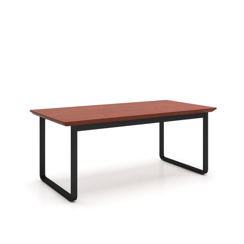 Gansett Coffee Table with black frame