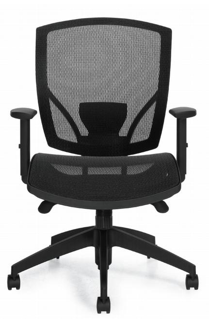 OTG 2821 Mesh Seat with Back Synchro-Tilt