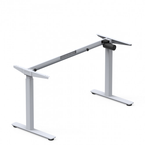 OTG Height Adjustable Table, Base with your choice of top