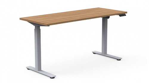 OTG Height Adjustable Table, with your choice of laminate top finish