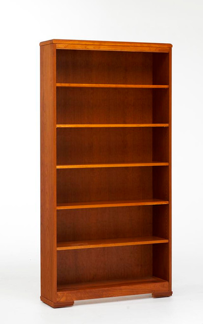 Hale 4800 Series Bookcase, 5 adjustable shelf model