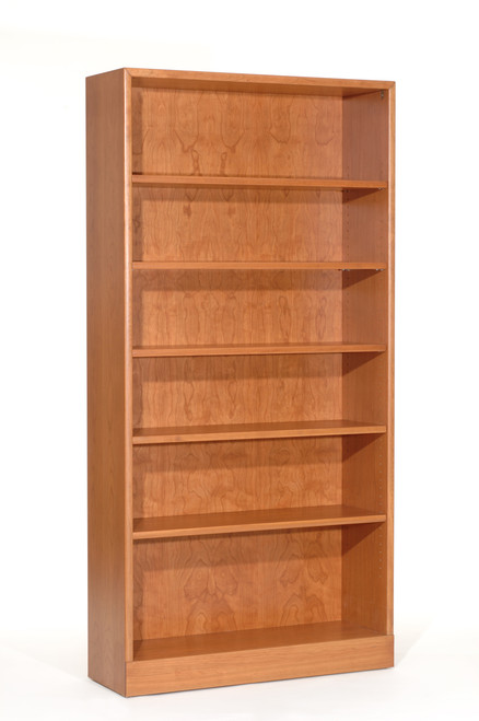 Hale 500 LTD Series Standard Depth Bookcase, 5 adjusting shelves